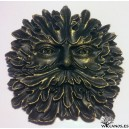 Placa Greenman Bronce
