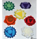 Pack Broches Chakras