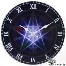Reloj Pentagrama