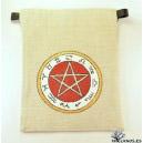 Bolsa Pentáculo Zodiaco